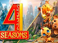 4 Seasons: логотип слота