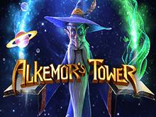 Alkemor's Tower: логотип слот