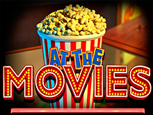 At The Movies: логотип слот