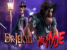 Dr. Jekyll And Mr. Hyde: логотип слот