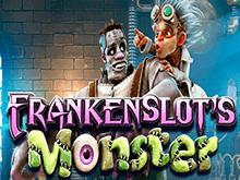 Frankenslot's Monster: логотип слота
