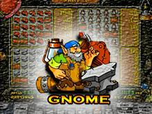 Gnome: логотип слота