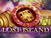 Lost Island: логотип слот