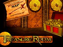 Treasure Room: логотип слот